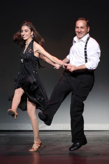 Local jeweler among civic leaders at Dancing with the Stars fundraiser