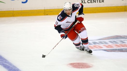 Wolf Pack's Kantor: from Ranger Fan to Ranger Prospect