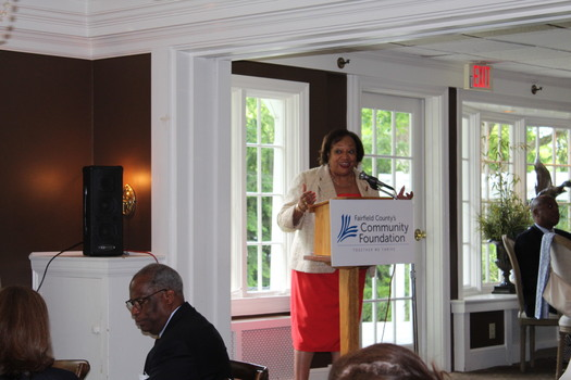 With Gratitude, Fairfield County's Community Foundation Honors Donors Enthusiasm and Dedication Abound at Annual Spring Luncheon