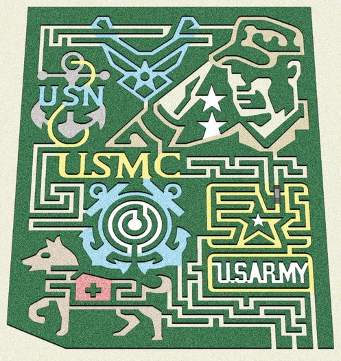 Veterans, Zombies & Families Come Together for A-Maze-ing Fun