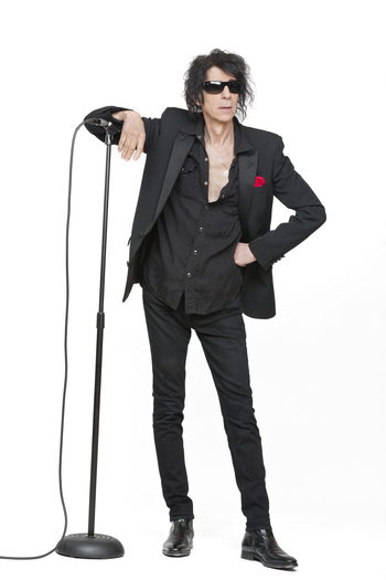 A Cure for Loneliness - Peter Wolf brings his brand new tour to The Ridgefield Playhouse on April 22