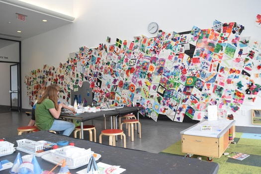 Our weekly field trip: The Eric Carle Museum of Picture Book Art