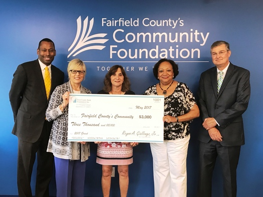First County Bank Foundation Grants $96,500 to Norwalk Nonprofits