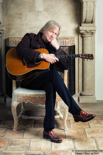 The Voice of The Moody Blues, Justin Hayward, brings classic hits and more to The Ridgefield Playhouse on May 17