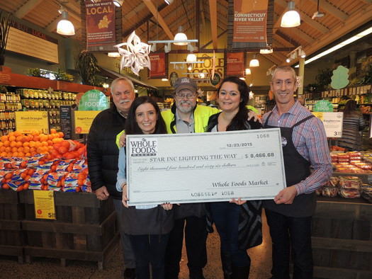 Whole Foods Market 5% Day Raises Over $8,000 for Neighbors with Intellectual Disabilities