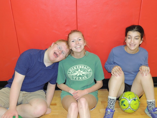 STAR Partners with Sports Buddies Athletics Program for Youth with Developmental Disabilities in New Canaan
