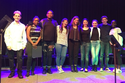 The Palace's Young Playwrights Festival Features Local High School Playwrights