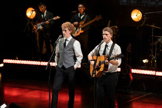 The Simon & Garfunkel Story to play at The Palace Theater in Waterbury