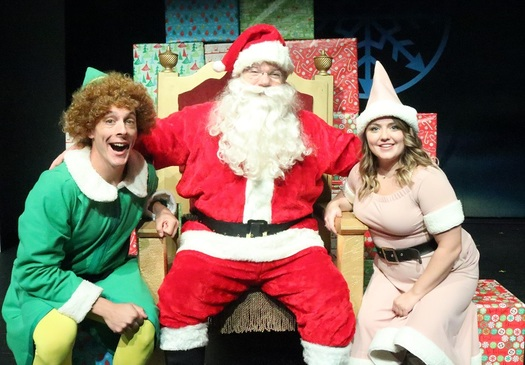 ELF, The Musical coming to Stamford for the first time