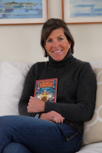 Stepping Stones Founder Writes New Chapter as Children's Book Author
